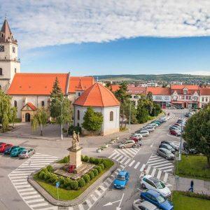 Hlohovec hike Slovakia