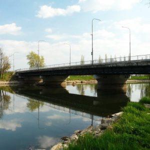 Hron river Tlmace