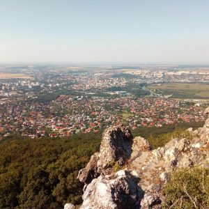 Nitra town, Nitra Park and Tribeč Mountains hike 5